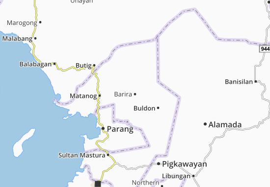 Mappe-Piantine Barira