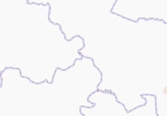 Carte-Plan Samazan