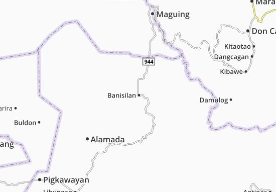 Mappe-Piantine Banisilan