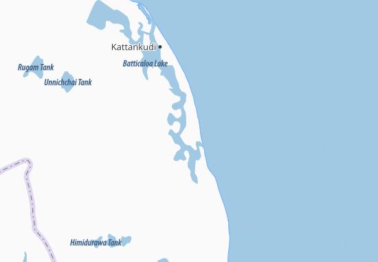 Paddiruppu Map