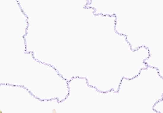 Carte-Plan Akanangbo