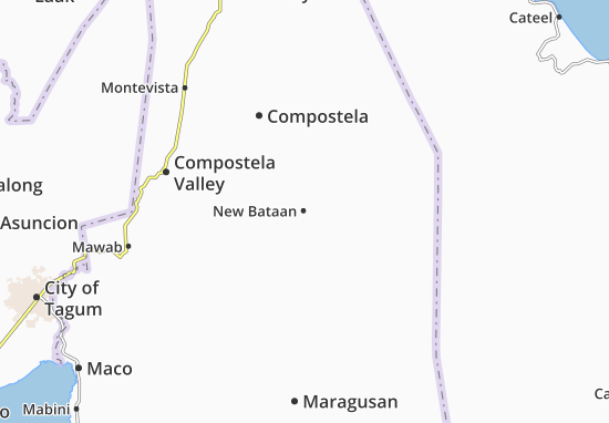 Mappe-Piantine New Bataan
