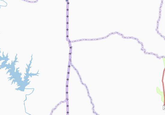 Mapa Plano Agouna