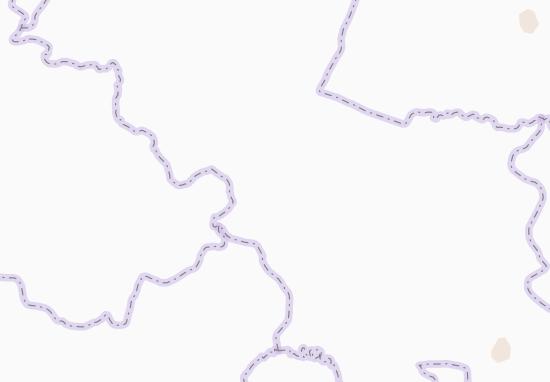 Carte-Plan Karakrou
