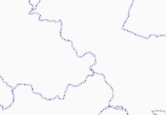 Carte-Plan Aouan-Komoénou