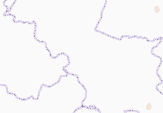 Carte-Plan Kouakoukarakrou
