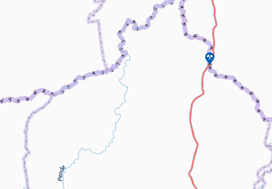 Carte-Plan Bedoua I