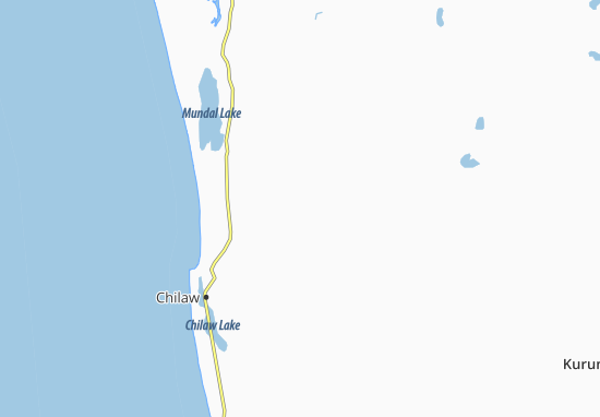 Kaart Plattegrond Pallama