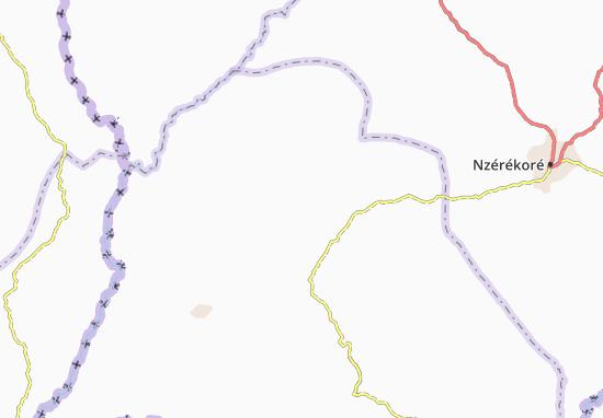 Carte-Plan Ouoloyakoele