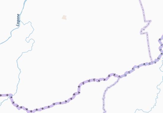 Carte-Plan Pouraon