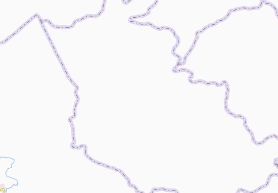 Carte-Plan Bétié