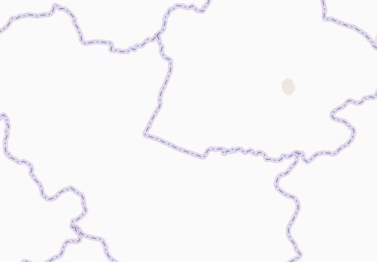 Carte-Plan Kouamponé