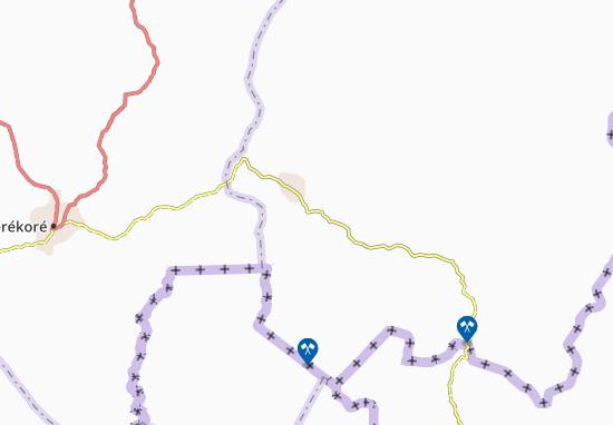 06b809e31d7fe Mapa Gogota - plano Gogota- ViaMichelin