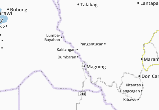 Mappe-Piantine Kalilangan