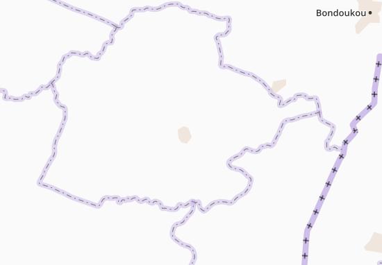 Carte-Plan Bokoré