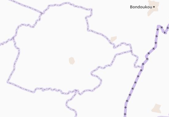Carte-Plan Bokatya