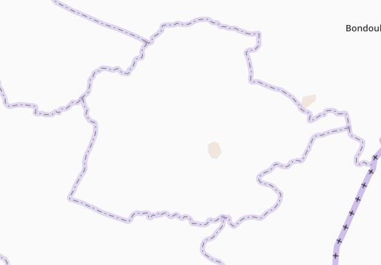 Carte-Plan Tangamourou