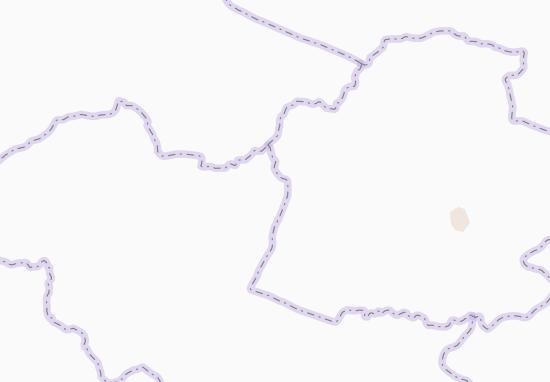 Carte-Plan Komabo