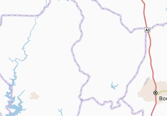 Carte-Plan Abé Kouadiokro