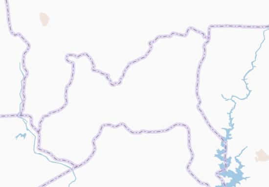 Carte-Plan Soukourougban