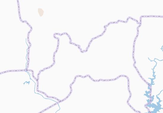 Carte-Plan Banbalouma
