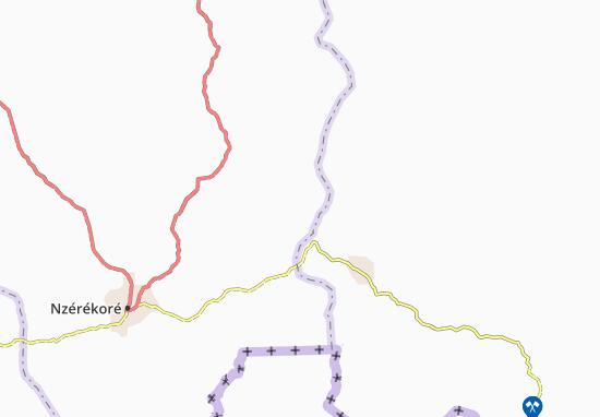 Carte-Plan Gobouta