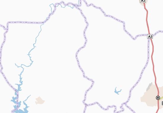 Carte-Plan Takra Adiokro