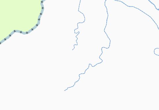Mapa Plano Kwara