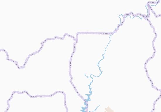 Carte-Plan Kouassi-Kouamikro