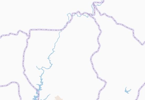 Carte-Plan Kouakou Akakro