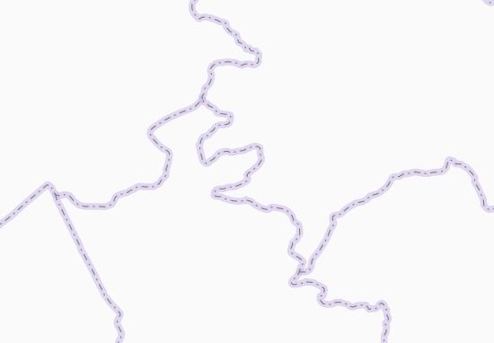 Carte-Plan Sérébou