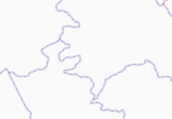 Carte-Plan Niangoué