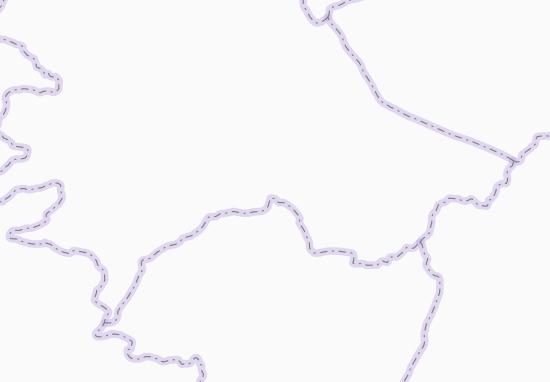 Carte-Plan Kouakou-Kankrou