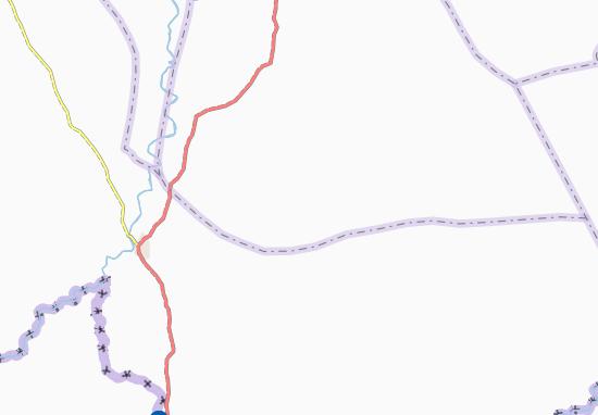 Carte-Plan Bekombe