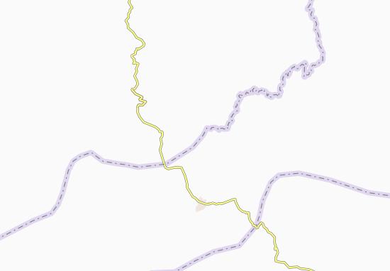 Carte-Plan Nago
