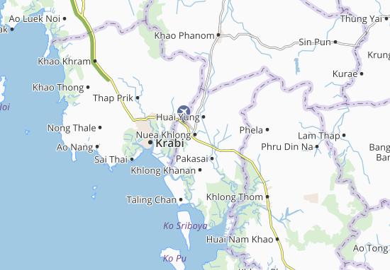 Mappe-Piantine Nuea Khlong
