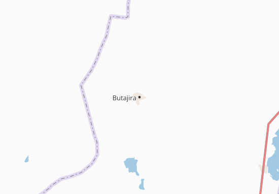 Carte-Plan Butajira