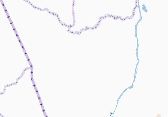 Carte-Plan Koubouga