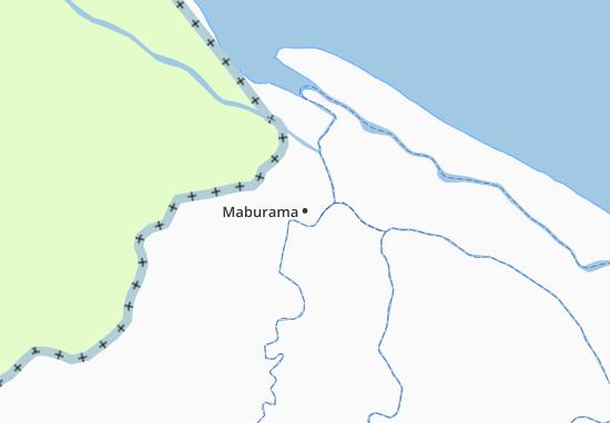 Mappe-Piantine Maburama