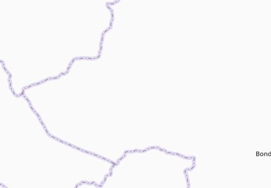 Carte-Plan Douvagne