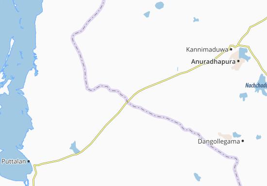 Mapas-Planos Maragahawewa