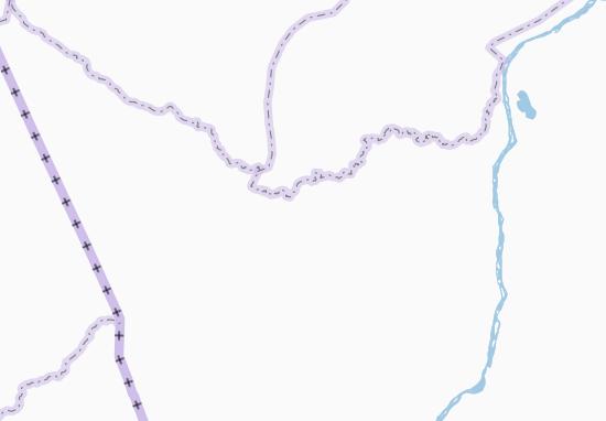 Carte-Plan Dondouba