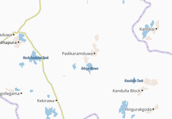 Mappe-Piantine Maradankadawala