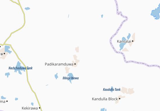 Palugollegama Map