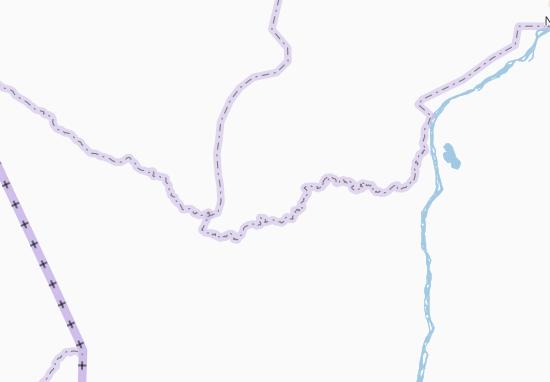 Carte-Plan Garoua I