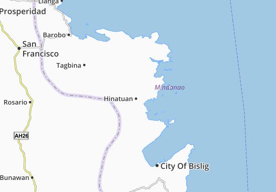 Mappe-Piantine Hinatuan