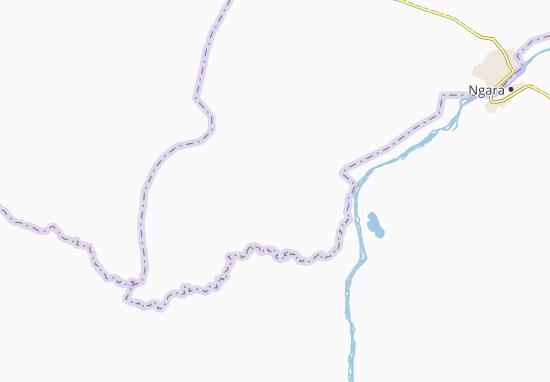 Carte-Plan Bedono