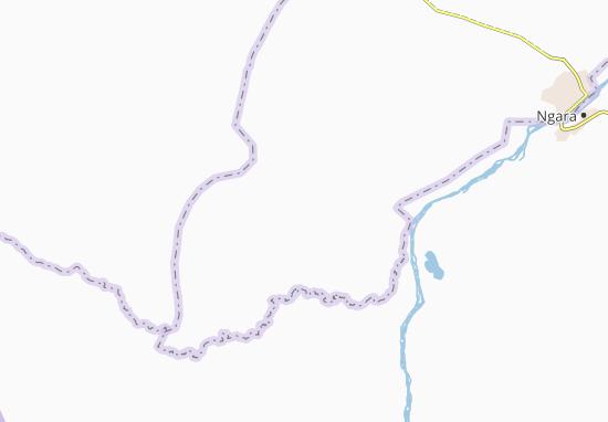 Carte-Plan Ngodon