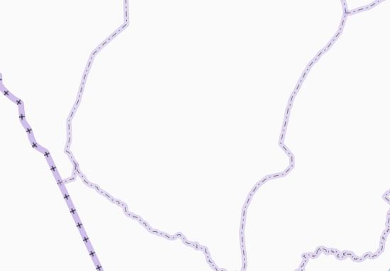 Carte-Plan Bilibéni