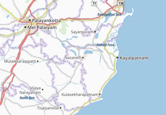 Mappe-Piantine Nazareth
